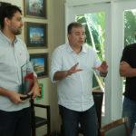 Tiago Andrade, Ricardo Bezerra E Felipe Capistrano (5)