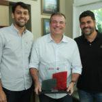 Tiago Andrade, Ricardo Bezerra E Felipe Capistrano (6)