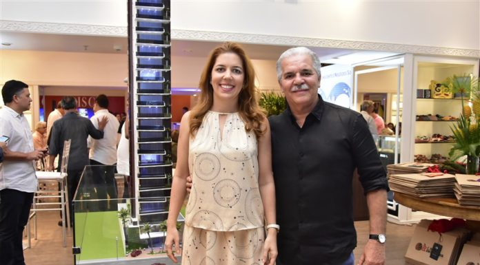 Ticiana Rolim E Pio Rodrigues