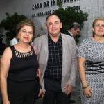 Vera Bandeira, Jocelio Silva E Marcia Bandeira (1)