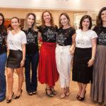 Viviane Rocha, Isabela Rolim, Janaína Gradvohl, Ticiana Queiroz Rolim, Tereza Ribeiro, Mariana Nogueira E Beatriz Miranda