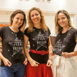 Viviane Rocha, Ticiana Queiroz Rolim E Tereza Ribeiro