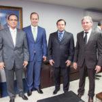Beto Studart, Cesar Ribeiro, Igor Queiroz E Vilmar Ferreira