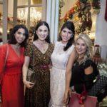Carla Laprovitera, Juliana Botelho, Flavia Simoes E Roberta Quaranta