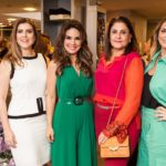 Carla Pereira, Eveline Fujita, Celina Fiuza E Tais Pinto