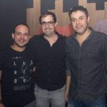 Carlinhos Aristides, Pedro De Castro E Gustavo Cruz (2)