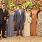 Carlos Henrique Aguiar Lopes, Maria Teresa Lopes, Lucas Valente, Leiliane Rocha, Érica E Lia Valente Lopes