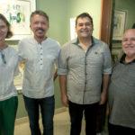 Cecilia Bichucher, Sergio Elere, Wilson Neto E Antenor Lago (2)