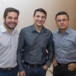 Celso Tomas, Kiko Barros E Adriano Muniz (2)