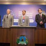 Cid Marconi, Ricardo Lewandowski, Salmito Filho, Bruno Dantas E Edilberto Pontes (2)