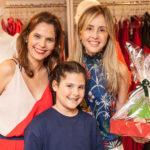 Cristiana Carneiro, Maria Carolina Carvalho E Carolina Fujita