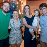 Daniel Arrais, Tarcia Feijo, Natalia Arrais, Maria Cecilia E Thiago Do Monte (1)