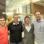 Davi Sales, Alexandre Sales. Juliano Viana E Adriano Nogueira (2)