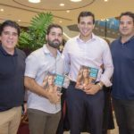 Dito Machado, Felipe Rocha, Helmut Poti E Thiago Holanda