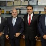 Erick Vasconcelos, Roberto Claudio, Salmito Filho E Tim Gomes (1)