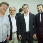 Evandro Colares, Afro Lourenço, Abelardo Rocha E Élcio Batista (3)