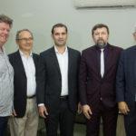 Evandro Colares, Afro Lourenço, Abelardo Rocha E Élcio Batista E Paulo César Norões (9)