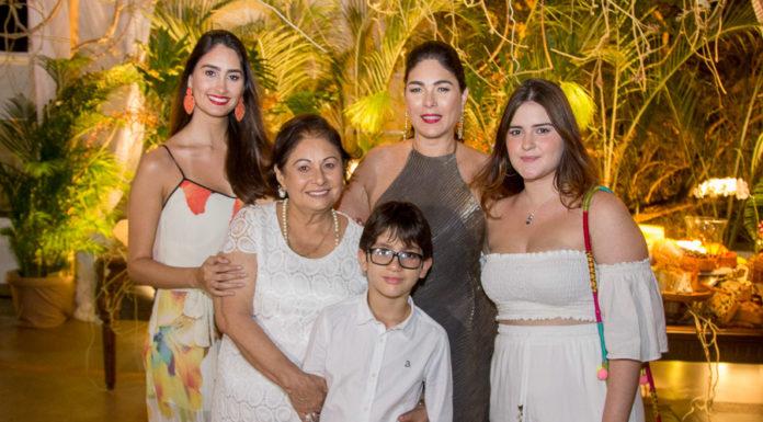 Fernanda Fiuza Aurideia Gualberto, Pedro, Izabela E Mariana Fiuza (3)