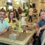 Fernando Aguiar, Claudine Aguiar E Cleber Bessa (2)