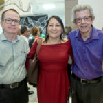 Fernando Benevides, Marlucia Benevides E Paulo Marchon (2)