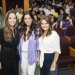 Giselle Bezerra, Fernanda Levy E Geni Correia