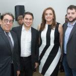 Guliver Leão, Cristiano Lobato, Carmen Lucia Dummar E Alex Azulai (3)