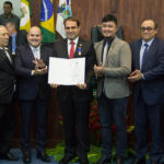 Idalmir Feitosa, Roberto Claudio, Salmito Filho, Michel Lins E Tim Gomes (1)