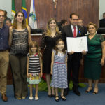 Idelfonso, Juliana, Catarina, Julia E Juliana Salmito, Salmito Filho, Maria José Salmito E Salmito Neto (2)