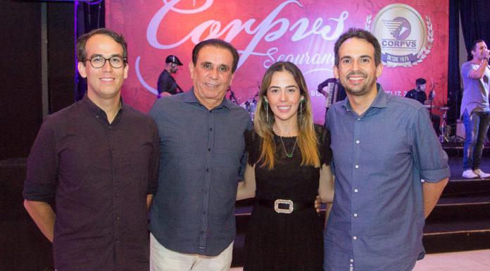 Igor, Gaudêncio E Ingrid Lucena, Gaudêncio Júnior (2)