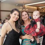 Jaiane Corado, Vânia Rocha E Maria Luíza