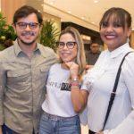 Joarez Sousa, Mirella Freire E Patrícia Ramos