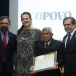 Jocélio Leal, Luciana Dummar, José Mauri Melo E Zezinho Albuquerque (3)