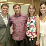 Juliano Viana, Gilberto, Daniela Costa E Paula Viana (2)