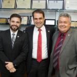 Julio Cesar, Salmito Filho E Tomas Holanda (1)