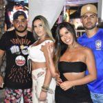 Junior Mendonça, Heyle Santos, Rafaela Carlegare E Renan Lima