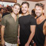 Kennedy, Mateus Bulhoes E Thiago Maciel