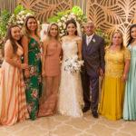 Lidiane, Lidijane, Luziane, Leiliane, José, Vandilza E Rose Rocha