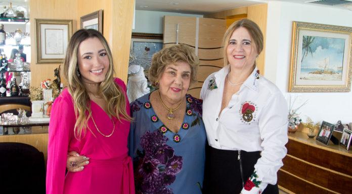 Lissa, Consuelo E Morgana Dias Branco (3)
