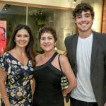 Luciana Cidrão, Lilia Quindere E Gabriel Jereissati (2)
