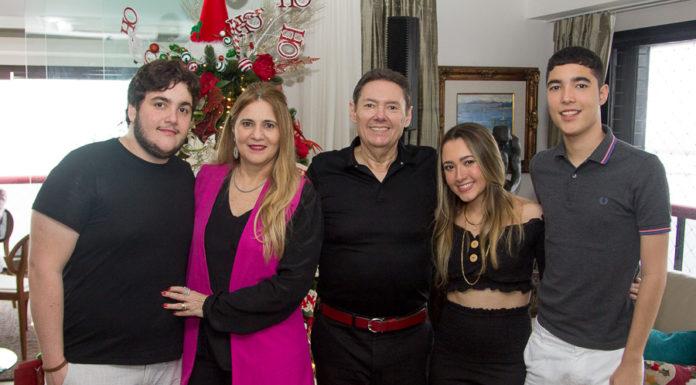 Luciano, Morgana, Ivens, Lissa E Luca Dias Branco (3)