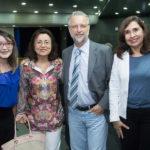 Ludmila Freire, Maria Luiza Fontenele, Plínia Bortolotti E Neila Fontenele (1)