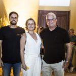 Luis Fernando Ramalho, Ana Ramalho E Fernando Ramalho