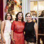 Luisa Machado, Marcia Texeira E Gina Schlachter