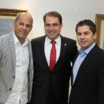Mano Alencar, Salmito Filho E Pompeu Vasconcelos (1)