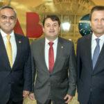 Marcelo Mota, Benigno Junior E Claudio Lamachia (1)
