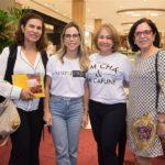 Marcia Teixeira, Mirella E Marcia Freire E Elusa Laprovitera