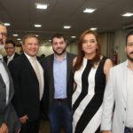 Marcos Tardin, Gilberto Stuart, Alex Azulai, Carmen Lucia Dummar E Miguel Dias