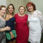 Maria Jucilei Tavares, Clice Costa, Maria, Lucila Norões E Fátima Duarte