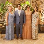 Maria Teresa, Lucas, Érica E Lia Valente Lopes