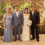 Maria Teresa Lopes, Lucas Valente, Leiliane Rocha E Carlos Henrique Aguiar Lopes